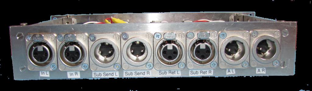 Monitor Controller Rear